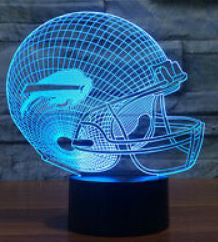 Buffalo Bills NFL LED Helmet Light