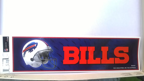 Buffalo Bills NFL Bumper Sticker