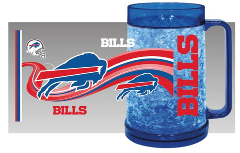 Buffalo Bills NFL Large 16 Oz Freezer Mup Cup