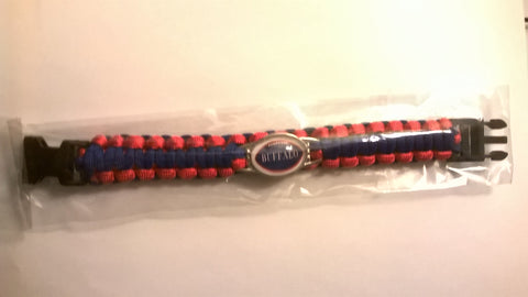 Buffalo Bills NFL Paracord Bracelet