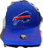 Buffalo Bills Logo NFL Startline OTS Fitted Baseball Cap Hat