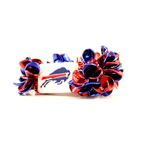 Buffalo Bills NFL Petal Bracelet