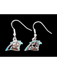 Carolina Panthers NFL Logo Earrings