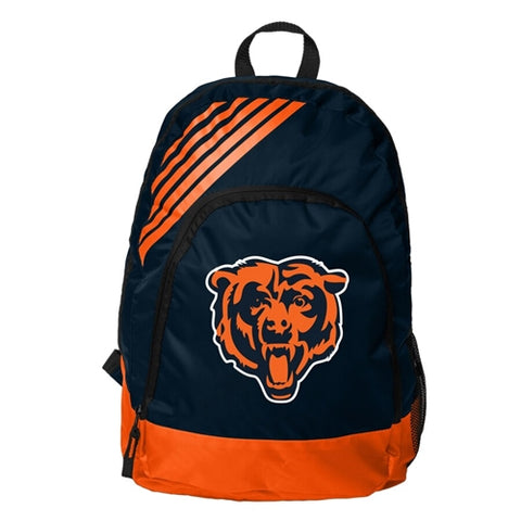 Chicago Bears NFL Border Stripe Backpack