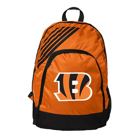 Cincinnati Bengals NFL Border Stripe Backpack