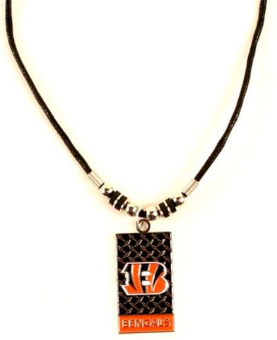 Cincinnati Bengals NFL Rope Necklace