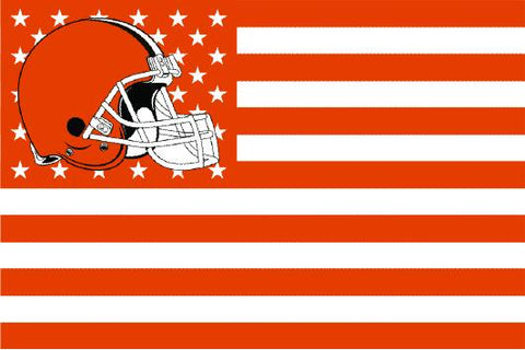 Cleveland Browns  American NFL Flag 3ft x 5ft Polyester