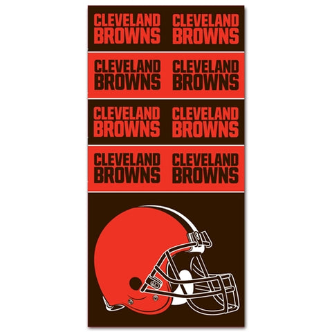 Cleveland Browns NFL Superdana Neck Gaiter Mask