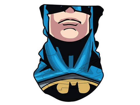 DC Comics Batman Neck Gaiter