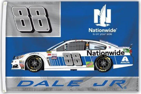 Dake Earnhardt Jr NASCAR #88 Nationwide 3x5 Flag
