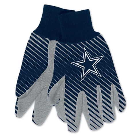 Dallas Cowboys NFL Full Color Sublimated Gloves