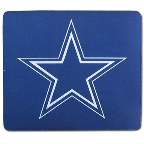 Dallas Cowboys NFL Neoprene Mouse Pad