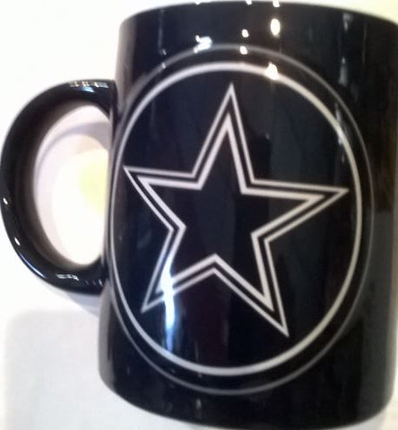 Dallas Cowboys NFL 14OZ Ceramic Mug Cup