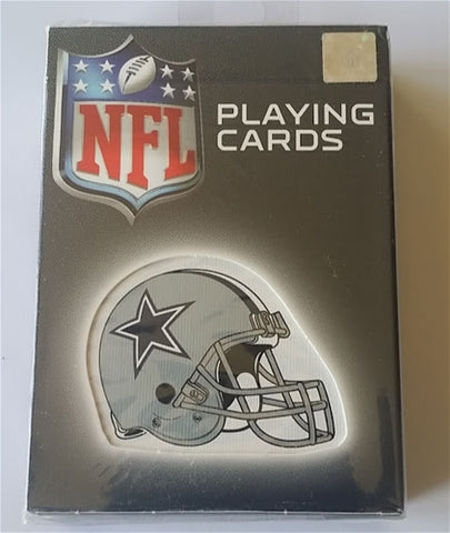 Dallas Cowboys NFL Playing Cards