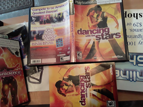 Dancing With The Stars USED PS2 Video Game