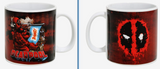 Deadpool 15 Ounce Ceramic Bang Coffee Cup Mug