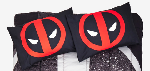 Deadpool Pillowcase Set of 2