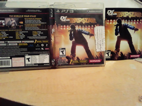 Def Jam Rapstar Used PS3 Video Game