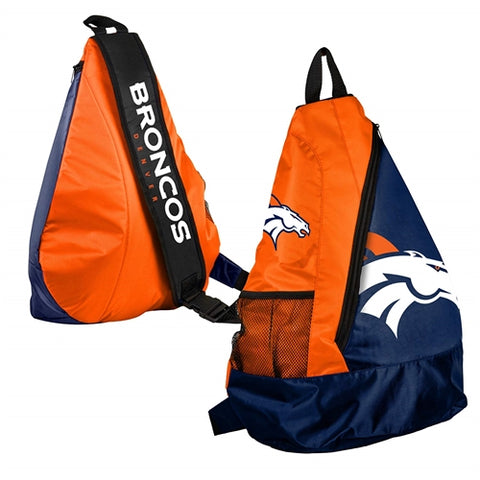 Denver Broncos NFL Core Sling Bag Backpack