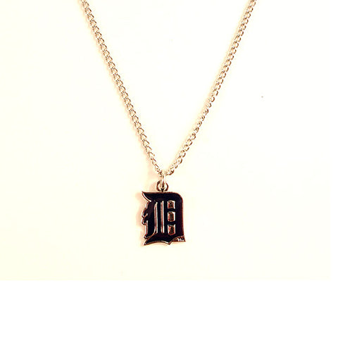 Detroit Tigers MLB Necklace