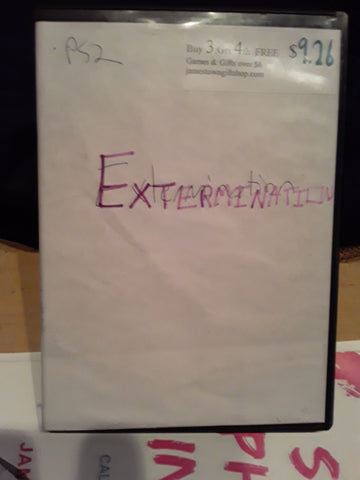 Extermination USED PS2 Video Game