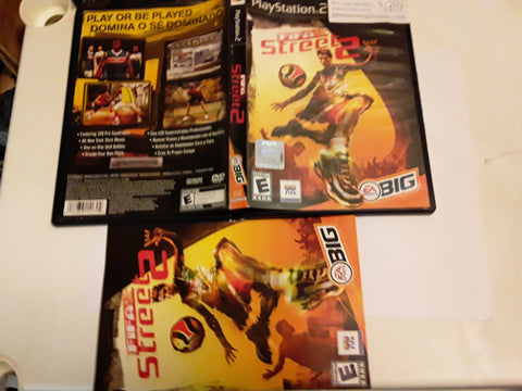 FIFA Street 2 Soccer USED PS2 Video Game