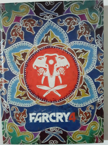 Far Cry 4 Collector's Edition Prima Official Hardcover Strategy Guide Book