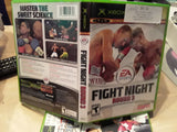 Fight Night Round 3 Boxing Used Original Xbox Video Game