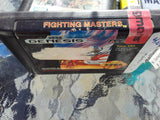 Fighting Masters Used Sega Genesis Video Game
