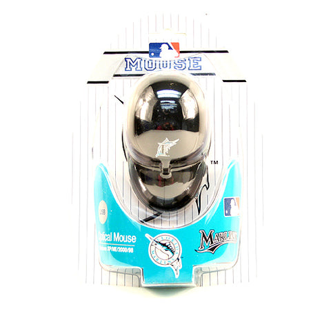 Florida Marlins Batting Helmet Shaped Computer Mouse