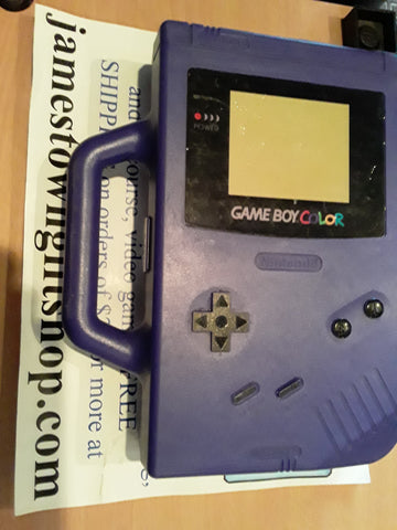 Gameboy Color Portable Carrying Case Model GBC70