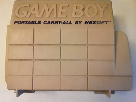 Gameboy Portable Carry-All By Nexoft Carrying Case