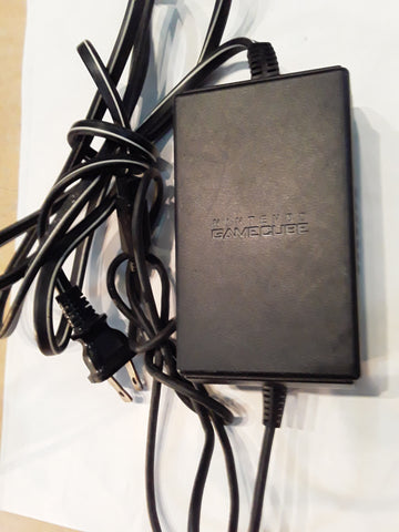 Gamecube Nintendo Brand AC Adapter Power Cord USED
