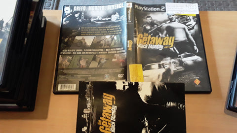 Getaway Black Monday USED PS2 Video Game