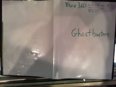 Ghostbusters Used Xbox 360 Video Game