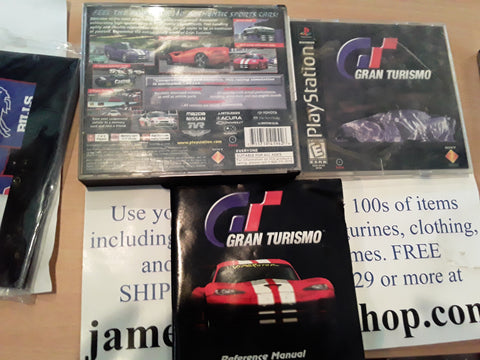 Gran Turismo Used Playstation 1 Video Game