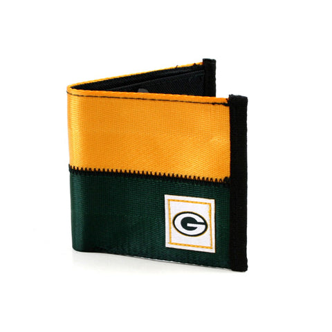 Green Bay Packers NFL Bi-Fold Wallet