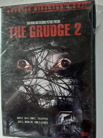 Grudge 2 DVD Movie