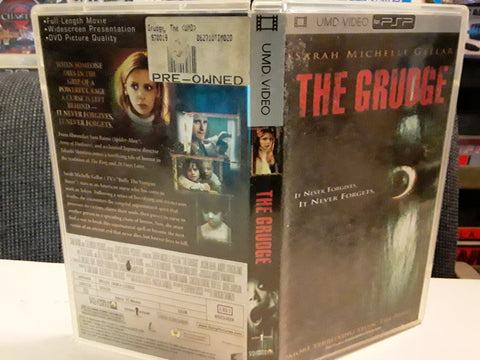 Grudge PSP Used UMD VIDEO MOVIE