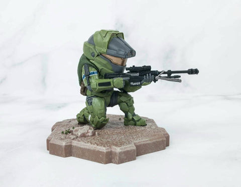 HALO ICONS Jun-A266 COLLECTIBLE 5 Inch FIGURE 3D STANDEE
