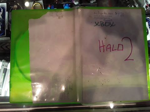 Halo 2 Used Original Xbox Video Game