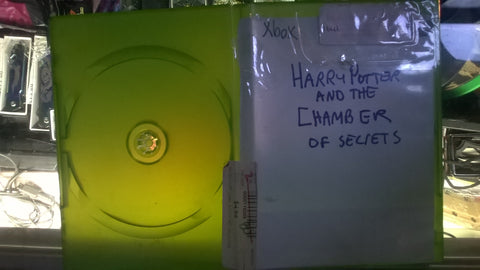 Harry Potter and The Chamber of Secrets USED Original Xbox Video Game