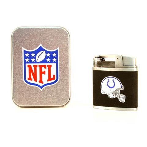 Indianapolis Colts NFL Lighter With Tin Case