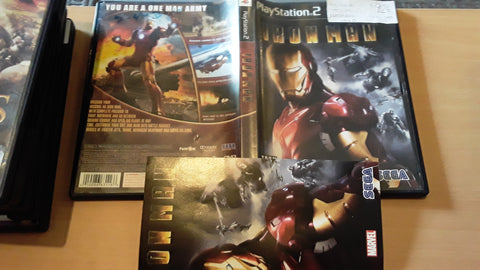 Iron Man USED PS2 Video Game