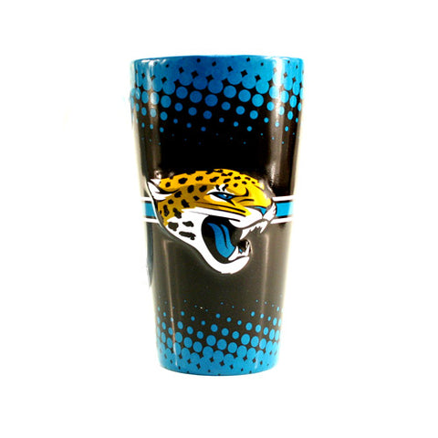 Jacksonville Jaguars NFL Latte Mug With Raised Logo