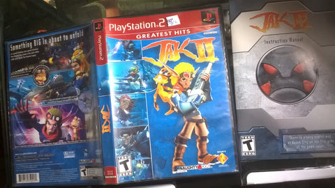 Jak II PS2 USED Game