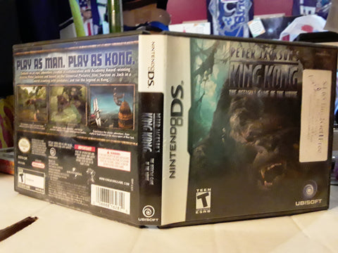 King Kong Used Nintendo DS Game