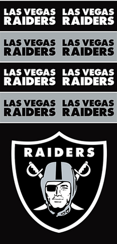 Las Vegas Raiders NFL Superdana Neck Gaiter