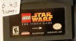 Lego Star Wars The Video Game Gameboy Advance Used Video Game Cartridge