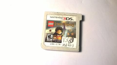 Lego Lord of the Rings Nintendo 3DS USED